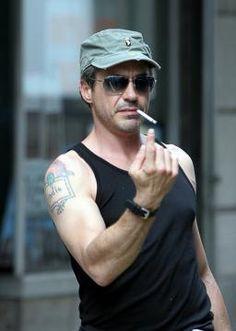 I wish i were a cigarrete!..