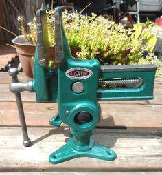 Will-Burt VERSA VISE CLAMP Woodworking Gunsmith vice