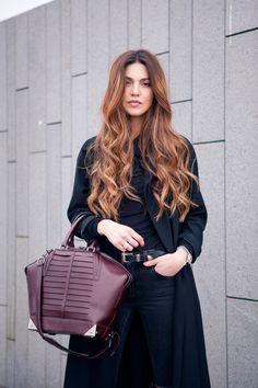 Back in Black – Negin Mirsalehi