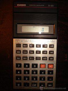 La fx-82 de Casio