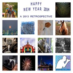A small retrospective of 2013. Happy New Year! ! !