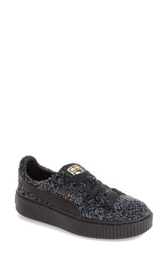 PUMA PUMA Elemental Platform Sneaker (Women) available at #Nordstrom $99.95