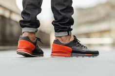 NEW BALANCE MD1500 (BLACK / TERRACOTTA) - Sneaker Freaker