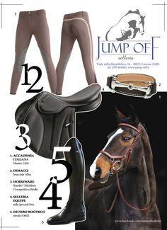 march issue #AccademiaItaliana #Dimacci #SelleriaEquipe #Horseware #DeNiroBoot www.facebook.com/jumpandride