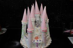 Cake Boss Tutorial Castle Cake