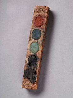 Paleta del Antiguo Egipto