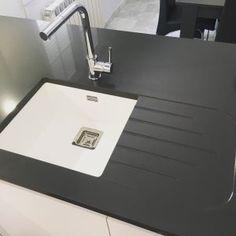 Cocina Gola Blanca Sink, Bathtub, Bathroom, Home Decor, Kitchens, Sink Tops, Standing Bath, Washroom, Vessel Sink