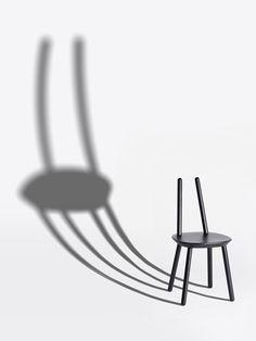 Naive chair | Etc.Etc. by Emko  // Designenvue.com