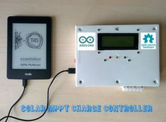 Seeed Recipe - ARDUINO MPPT SOLAR CHARGE CONTROLLER