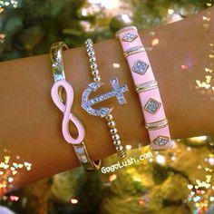 <3 anchor pink