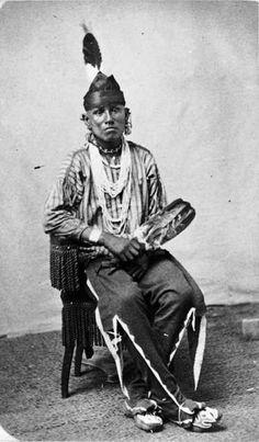 Potawatomi Indian Photographs
