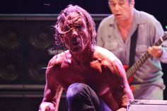 Iggy Pop & The Stooges - Milano 2013