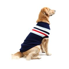 19a2d0c858 2017 Cute Plush Dog Outwears Small Animals Knit blind Dog walking  accessories Clothes Big Dogs