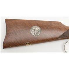 Winchester John Wayne Commemorative Model 94, #JW47389, .32-40 cal., large loop lever, two tone finish