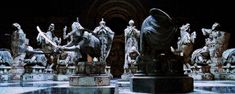 destroy: harry potter chess match
