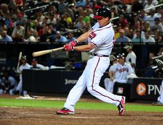 #10 Chipper Jones hits a walk off home run #Braves