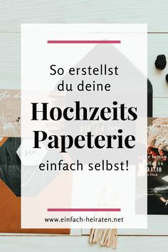 Hochzeitsplanung With these instructions you can create the Save the Date cards yourself - easily an Engagement Images, Engagement Party Decorations, Engagement Photo Outfits, Diy Save The Dates, Save The Date Cards, Save Date, Fun Wedding Invitations, Wedding Stationery, Save The Date Karten