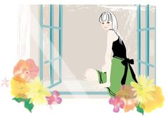 Takako Original  #illust #illustration #fashionillustration