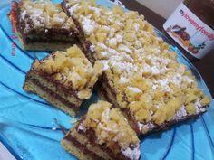 La versione di Anna: torta alla ricotta e Nutella,