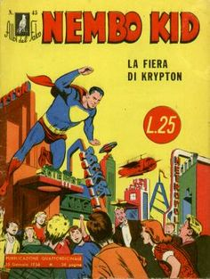 fumetto nembo kid