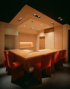 SUSHI bar - Plan & design