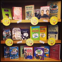 National humor month @ Marion Community library
