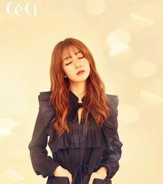 Baek Jin Hee is Featured in Ceci Magazine | Koogle TV