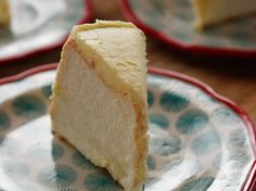Frosted Angel Food Cake