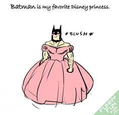 Funny Favorite Disney Princess Picture