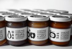 Unique Packaging Design, Home Made Marmalade #Packaging #Design (http://www.pinterest.com/aldenchong/)