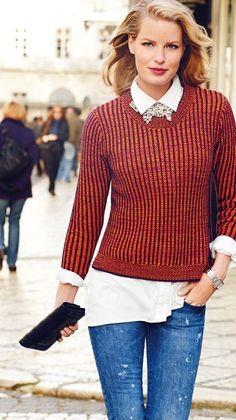 The Autumn Sweater