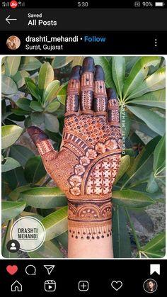 Mehndi Designs Front Hand, Peacock Mehndi Designs, Pretty Henna Designs, Henna Tattoo Designs Simple, Latest Bridal Mehndi Designs, Stylish Mehndi Designs, Mehndi Designs 2018, Mehndi Designs Book, Mehndi Designs For Beginners