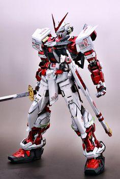 Gundam Astray Red Frame 1/60
