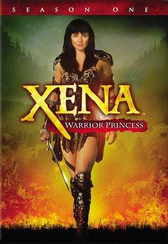 Xena Warrior Princess 11x17 TV Poster (1997)