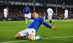 The clock may be ticking for Ross Barkley at Everton but the midfielder's timely intervention ensured a winning end to their season at Goodison Park as Watford were beaten 1-0. Manager Ronald Koeman has warned the 23-year-old he has until next weekend to tell the club whether he will be signing the contract extension on offer or be sold in the summer.