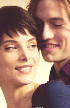 Ashley Greene and Jackson Rathbone as Alice Cullen and Jasper Whitlock in, Breaking Dawn 2