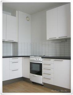 Uusi edullinen Ikea-keittiö | Sisustus ja Sepustus