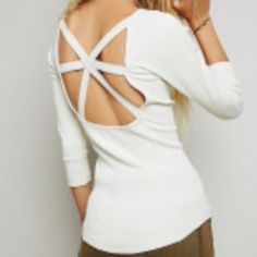 Free People Star Crossed Top  No stains, no holes, never worn by me. NWOT condition  Free People Tops