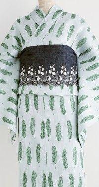 DOUBLE MAISON 浴衣
