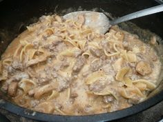 Dutch Oven One Pot Beef Stroganoff, plus 30 other beef recipes for the dutch oven