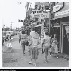 Old time photos, Surfers Paradise, Gold Coast: Home 77