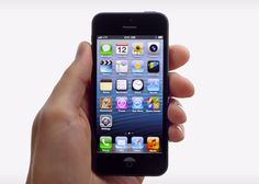 Apple Rolls Out First iPhone 5 Ads
