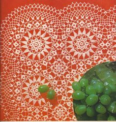 Ou tapis Crochet Place Crochet