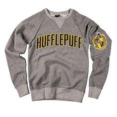 Hufflepuff™ Men's Sweatshirt (Size M)