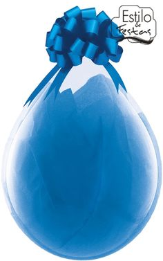 Balão Embalagem para Presente Cristal Sempertex
