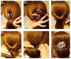 Balaio da Fabi: Penteados Fáceis