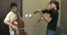 Two Teens Put an Unusual Spin on The Beatles' 'Let It Be'