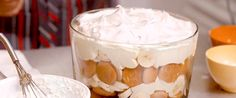 Miss Robbie's Banana Pudding - @Helen Palmer George #SweetiePies