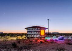 Galería - Lucid Stead: Cuando la luz y el reflejo son más que una vivienda - PHILLIP K SMITH III - 16