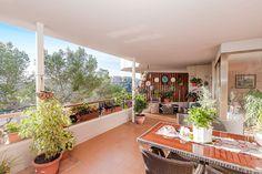 Lägenhet med stor terrass och havsutsikt i Cas Catala #mallorca #lägenhet #CasCatala #bostad #mäklare